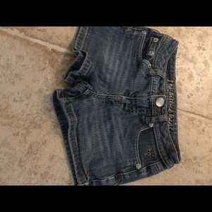 Girl's Justice shorts size 8 Slim